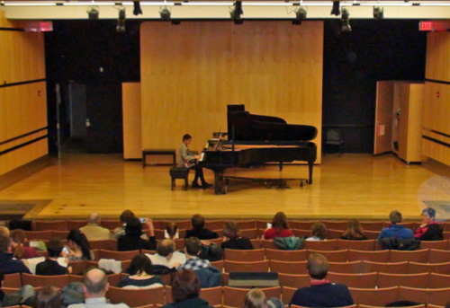 Photo of Valley Piano Student Recital
