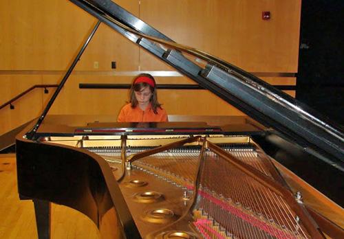 Photo of Valley Piano Student Recital