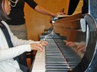 Valley Piano Teacher Association - Student Playing Piano