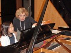 Valley Piano Teacher Association - Student and teacher